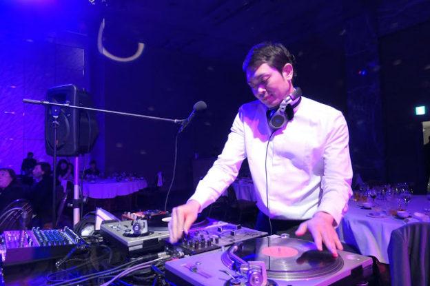 DJ YASU DJプレー模様