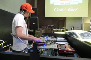 DJ-Y∀SU,イベント,RUF,CARGUY,カーガイ,ルーフ, ル・マン24