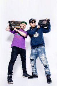 ARK & DJ YASU, ARK & DJ Y∀SU